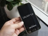 Sansong元のGalexy S5の携帯電話(G800)