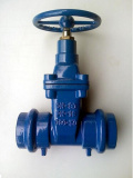BS5163 Non-Rising Stem Ductile Iron Gate Valve con Epoxy Coating