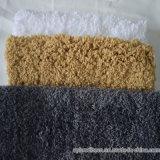 アフロディーテの100%年の強いゴムが付いているポリエステルによって房状にされている居間の浴室か床または領域のマットまたは敷物