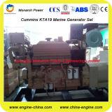 generador silencioso marina de 350kw/438kVA Cummins por K19-Dm