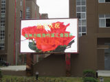 P8 Outdoor LED Board per Advertisng e Video