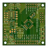 Tarjeta del PWB del oro de la inmersión del Cu de Fr4 1oz para el producto electrónico