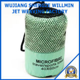 Microfibre 여행 또는 스포츠 수건