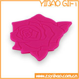 Customize Logo (YB-n-006)の昇進Gift Silicone Cup Mat