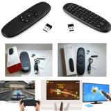 Ratón fácil elegante de la caja de Andoid TV con el teclado teledirigido