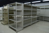 Полка мебели супермаркета гондолы холоднокатаной стали сверхмощная