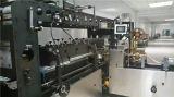 Las bolsas de plástico impulsadas por motor servas de la segunda mano que forman la máquina