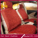 Tampa de assento do carro da massagem de Woodbead
