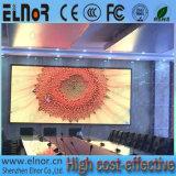 Tela de indicador interna do diodo emissor de luz da cor cheia da alta qualidade P6