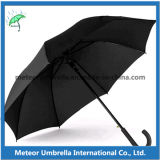 27inches Double Ribs Straight Auto Open Umbrella