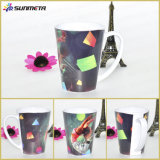 Freesub Blankbig Latte Cone Shaped 16oz Mugs für Sublimation Wholesale