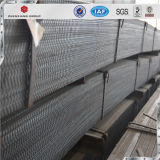 A36 Grade Serrated Steel Flat Bar für Steel Grate
