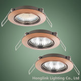 3W GU10 SMD LED Spotlight Aluminum Tilt Recessed Ceiling Downlight