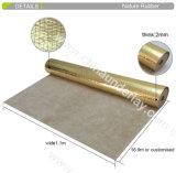 Het Tapijt RubberUnderlayment van het Comfort van Eco (rub25-L)
