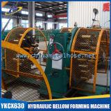 Machine de tressage de fil d'acier de tuyau