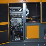 Chnt 차단기와 건축 사용을%s Lovol 엔진 침묵하는 디젤 엔진 발전기