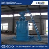 Automatic Control System를 가진 작은 Coal Gasifier