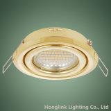 Lampen-Halterung Downlight der Hersteller-Neigung vertiefte Decke Downlight Befestigungs-GU10 MR16