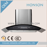 900mm Wall Mount Kitchen chinês Exhaust Range Hood