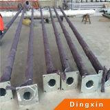 tubos ligeros los 9m de acero de los 6m los 7m los 8m