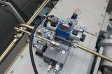 Doblador plegable hidráulico de la placa del freno de la prensa de la máquina del metal de hoja del CNC de We67k con el sistema de Da-52s