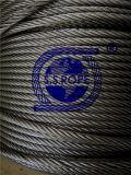 스테인리스 철사 밧줄 1X19-3mm, 250m
