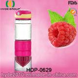 горячая бутылка воды свежих фруктов сбывания 20oz настаивая, стеклянная бутылка воды Infuser (HDP-0629)