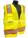 En471 rivestimento/maglia riflettenti di sicurezza del codice categoria 2