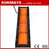 Bruciatore infrarosso del riscaldamento di ceramica dell'essiccamento superficiale (GR1602)
