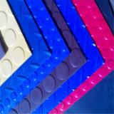 Fußboden-Gebrauch-Checkered Gummiblatt, Kontrolleur-Gummiplatte, Gummiblatt-Platte