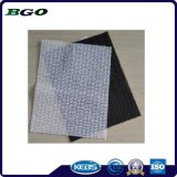 PVC Coating Foam Mat를 가진 높은 Quality Water Ripples White Black Carpet Underlay