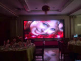 P6 diodo emissor de luz Display para Indoor Advertizing/LED Sign