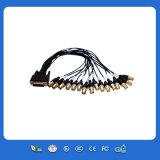 DVI van uitstekende kwaliteit aan BNC Monitor Cable met Male aan Male