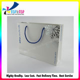 Impression de papier de matériau et d'estampage traitant le sac de luxe de cadeau
