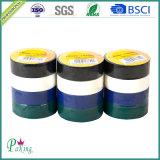 Bande professionnelle d'isolation de PVC de couleur de noir de vente d'usine