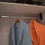 Het moderne Glijden van het Meubilair van de Slaapkamer/de Open Kast van de Garderobe van de Deur (de directe levering van de fabriek)