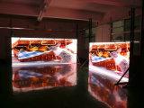 Pantalla de visualización a todo color de interior de LED del alquiler P4.81