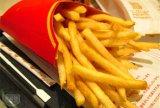Chaîne de production populaire de pommes frites de l'Afrique