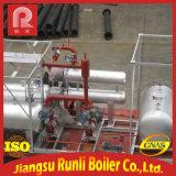 Caldera ensamblada del petróleo del tubo del agua de la eficacia alta con la calefacción eléctrica