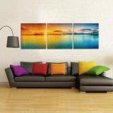 Peinture naturelle d'art de paysage d'art promotionnel moderne d'image