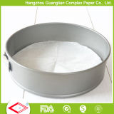 9 pulgadas redonda de OEM hornear papel círculos Cake Pan Liners
