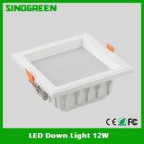 La qualité chaude LED d'UL de FCC de RoHS de la CE de ventes s'allument vers le bas