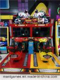 Motore a gettoni che corre la macchina Tt Moto del gioco