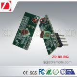 La mejor superregeneración del módulo de receptor del precio 433MHz RF para el dispositivo Zd-Rb-R03 de la automatización