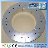 Magnetische het Neodymium van de Motor van het Neodymium van de Motor van p.m. gelijkstroom