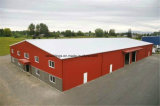 Полуфабрикат Steel Structure Portable Warehouse для Sale
