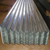 Горячая окунутая гальванизированная плита Zero блесточки Corrugated стальная