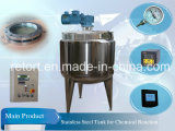 500L Electric Heating Tank Reactor (bouilloire de réaction)
