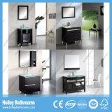 Mobília Multilayer oca clássica do banheiro do estilo americano (BV170W)