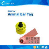 Tag de orelha animais de ISO11784/11785 125kHz Lf Tup Hitags256 Fdx RFID